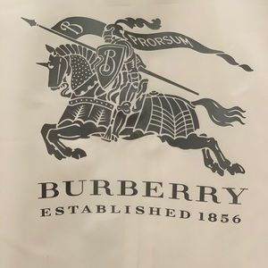 BURBERRY SUIT CARRIER STORAGE BAG